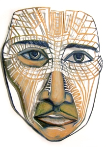 Mask Series, 1st Avenue (1)