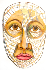 Mask Series, Central Avenue